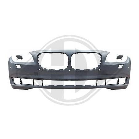 Pare chocs avant avec gicleur / Avec radar / sans caméra BMW série 7 F01 à partir de 2008 à 2015
