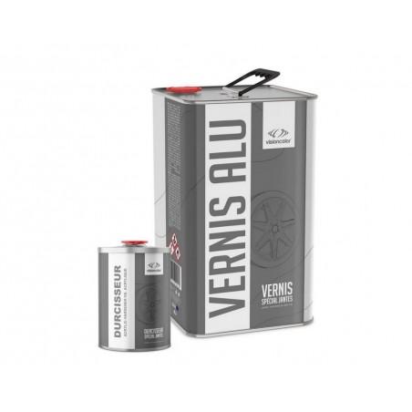 Vernis Vision color spécial jante aluminium