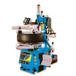 Démonte pneus semi automatique