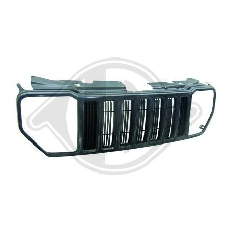 Grille de radiateur Chrysler / Jeep Liberty noir