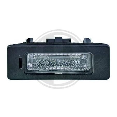 Feu éclairage plaque Audi A1