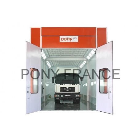 Cabine de peinture L16000