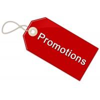 Nos offres promotionnelles