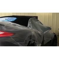 Protection voiture et cabine peinture